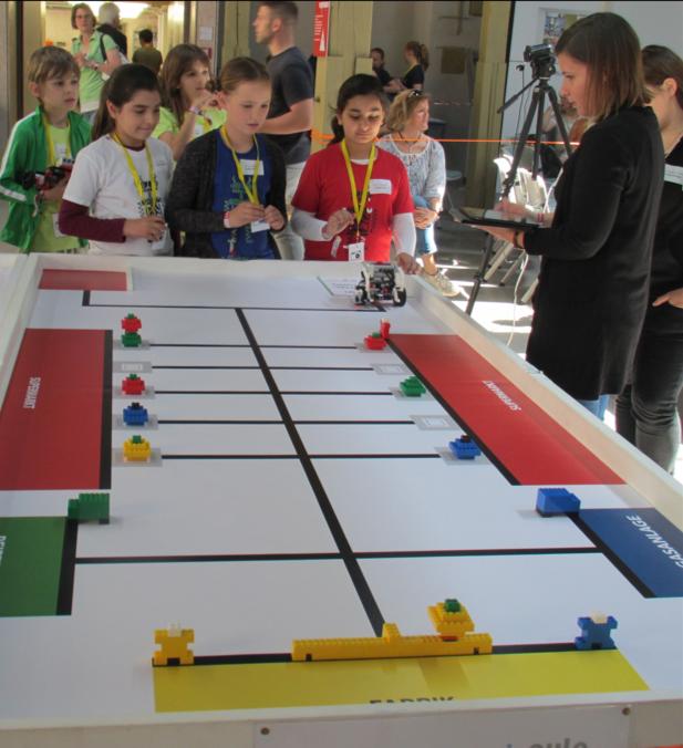World Robotic Olympiad Regionalwettbewerb