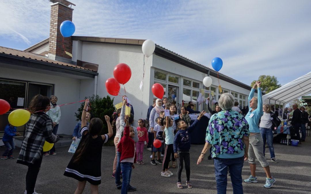 Tag der offenen Tür: Integration – und alle haben was davon